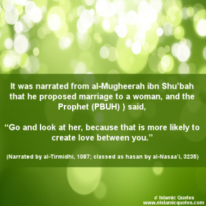 Islamic Marriage Quotes Islam Quotes About Life Love Women Forgiveness ...