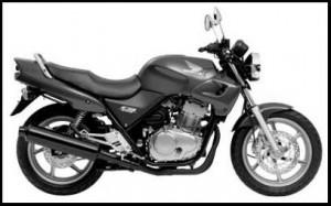 Honda CB 500 Motorcycle