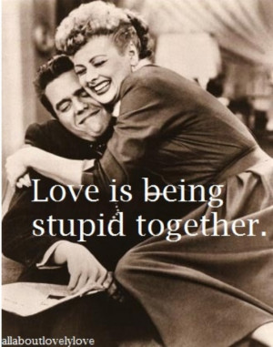Lucille Ball & Ricky Ricardo
