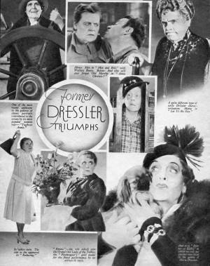 Anita Page with Marie Dressler (Ziegfeld Follies) | Marie Dressler