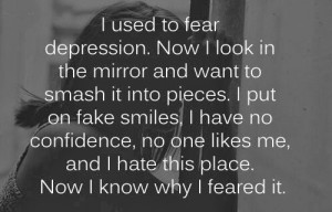 dark, darkness, depressed, depressing, hate, quotes, sad, sadness ...