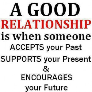 ... quotes, heart, real, Relationship, present, future, support, sayings