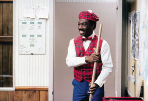 Maurice, COMING TO AMERICA, 1988 Image