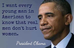 Great quote by President Obama