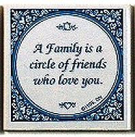 Quotes Circle Of Friends ~ Amazon.com: Magnet Tiles Quotes: Family ...