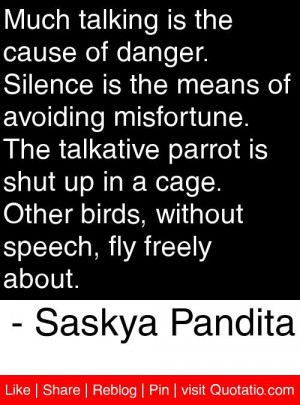 ... without speech fly freely about saskya pandita # quotes # quotations