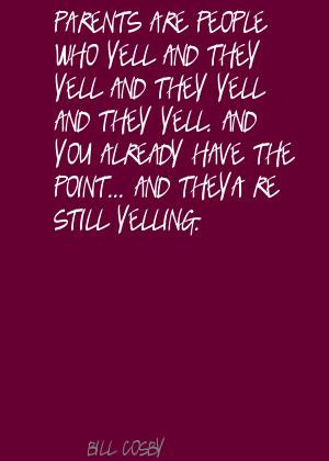 Yell Quotes