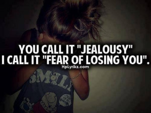 Fear to lose love quotes