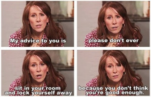 Catherine Tate Quote