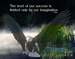 Eagle Success Digital Art