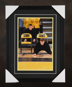 terry brands tom terry brands autographed tom and terry brands tom ...