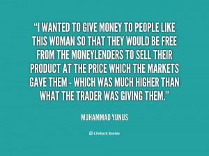 Muhammad Yunus Quotes Clinic