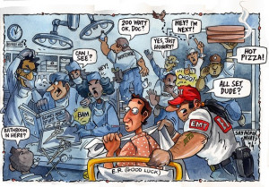 10 things emergency rooms won't tell you