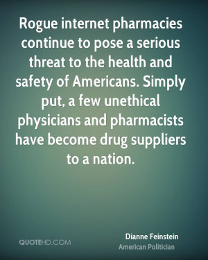 Dianne Feinstein Health Quotes