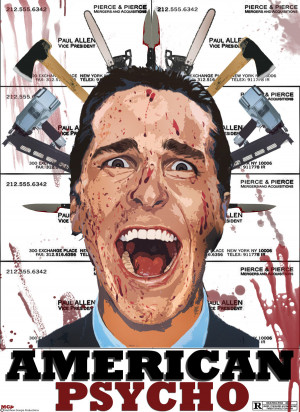 American Psycho with Christian Bale