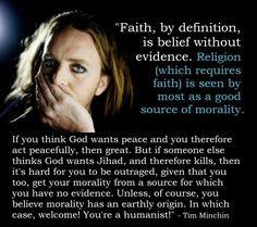 wise words from tim minchin more free thinker atheist tim minchin wise ...