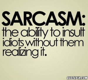 sarcastic motivational quotes