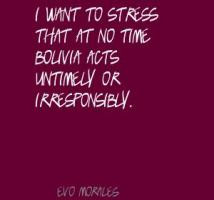 carlos mesa quotes i m not going to run away from my responsibilities ...