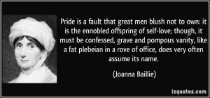 Self Love Quotes For Men More joanna baillie quotes