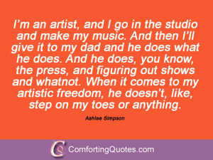 Quotes From Ashlee Simpson
