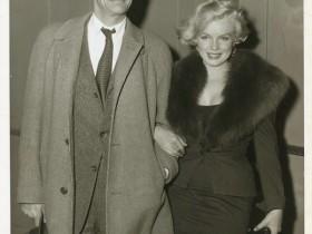 Marilyn Monroe And Arthur