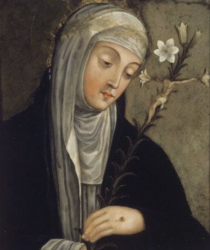 Daily Catholic Quote from St. Catherine of Siena