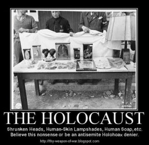 Does the Holocaust matter?
