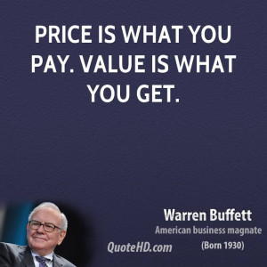 pay the price quotes