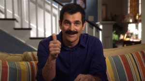 PHIL DUNPHY: Cheerleading in my college was cool. The football players ...