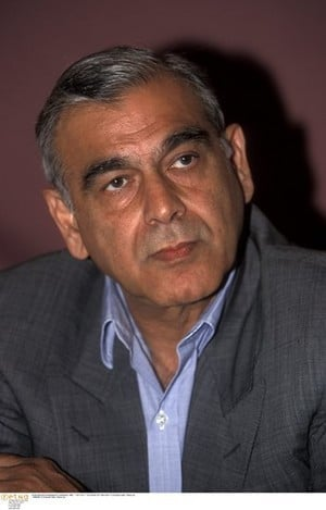 Ismail Merchant photographed in September 1998 Armando Gallo