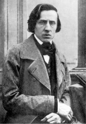 ... tınıları dahi keşfeden, Frederic Chopin 'in ta kendisidir