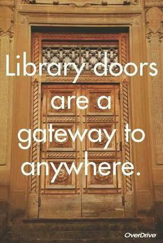 Library Love on Pinterest | Library Cards, Library Quotes and ...