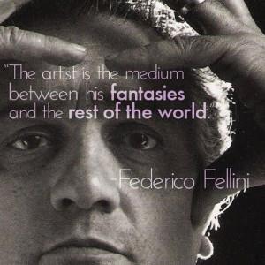 fellini #artists #art #film #filmmaking #screenwriting #screenwriters ...
