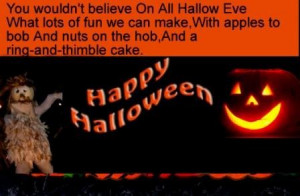 Halloween picture greetings