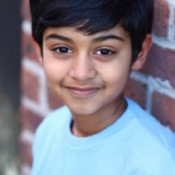 Rohan Chand, a nine-year-old American actor of Indian origin, shares ...
