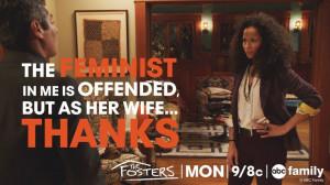 The Fosters ABC Family   Season 1, Episode 1 Pilot   Quotes