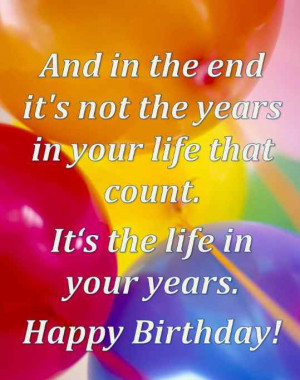 22 Best Happy Birthday Quotes