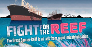 Fight for the Reef logo / ©: Fight for the Reef