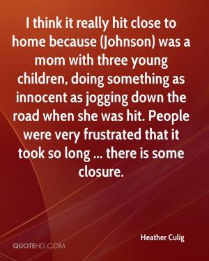 Innocent Mom Quotes