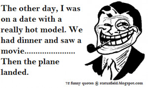 ... funny quotes funny boss quotes funny troll funny air hostess quote pic