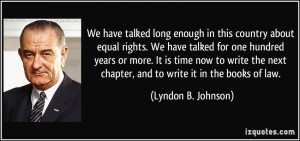 Equal Right quote #2