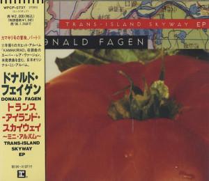Donald Fagen Trans-Island Skyway EP JAP 5