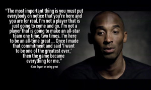On becoming one of the best ever.