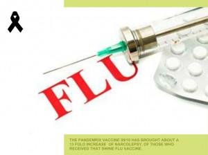 swine flu vaccine pandemrix