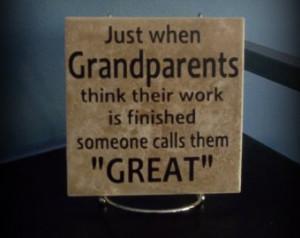 Great Grandparents Quotes...