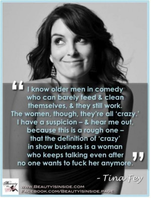 Tina Fey is simply awesome.