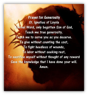 Download St. Ignatius of Loyola Quotes