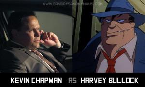 Harvey Bullock Batman