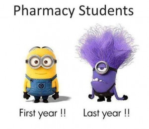 My son is a Pharmacist. He could probably relate to this!