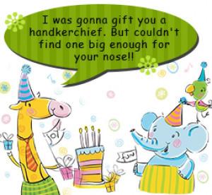 Funny Birthday Wishes 16 30+ Funny Birthday Wishes